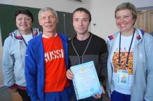 У нас в гостях- олимпийские легенды!